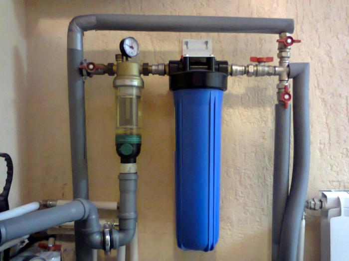 398Фильтры для воды в частный дом