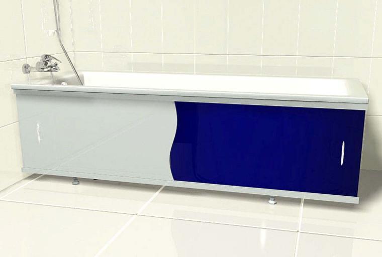 Аксон экран под ванну раздвижной 150 см