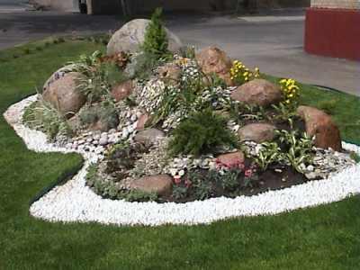 Малоуходный сад  Ваша Усадьба