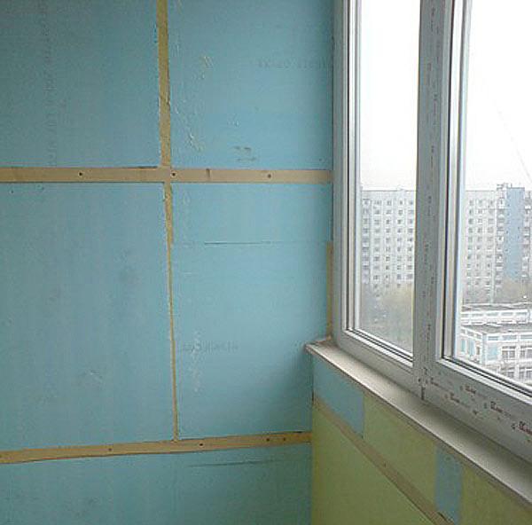Внутренний утеплитель для стен: минераловата и пеноплекс стр.