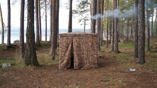 Каркас палатки своими руками