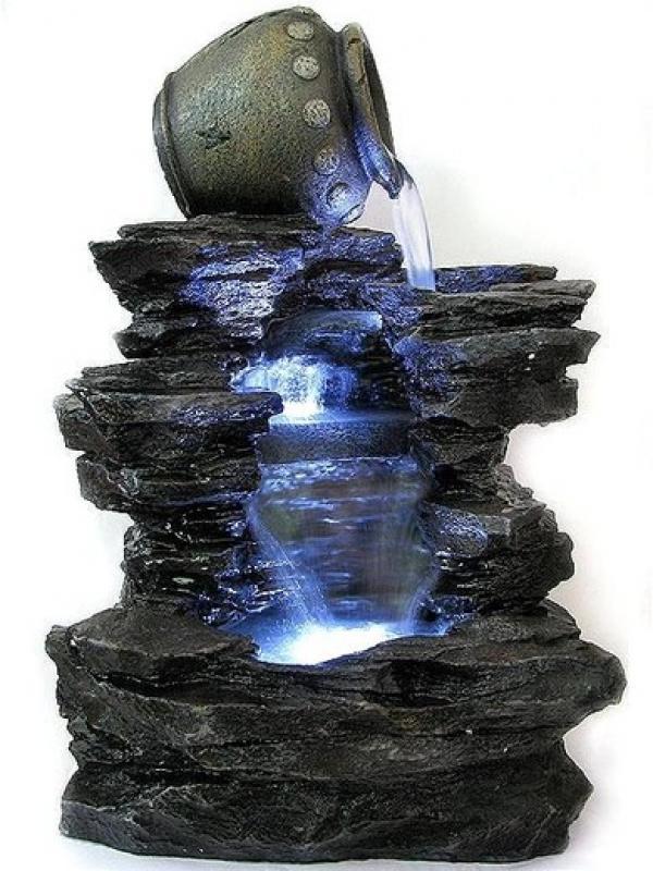 Как сделать маленький фонтан фото 943