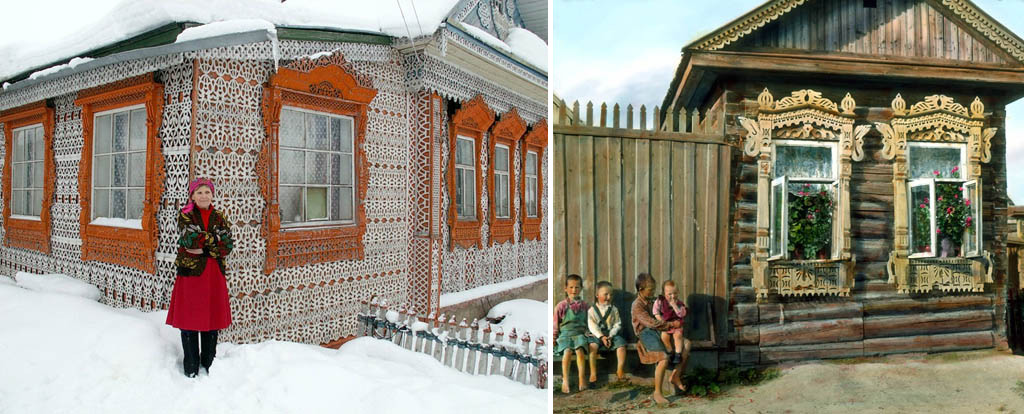 наличники на окна в деревянном доме шаблоны фото