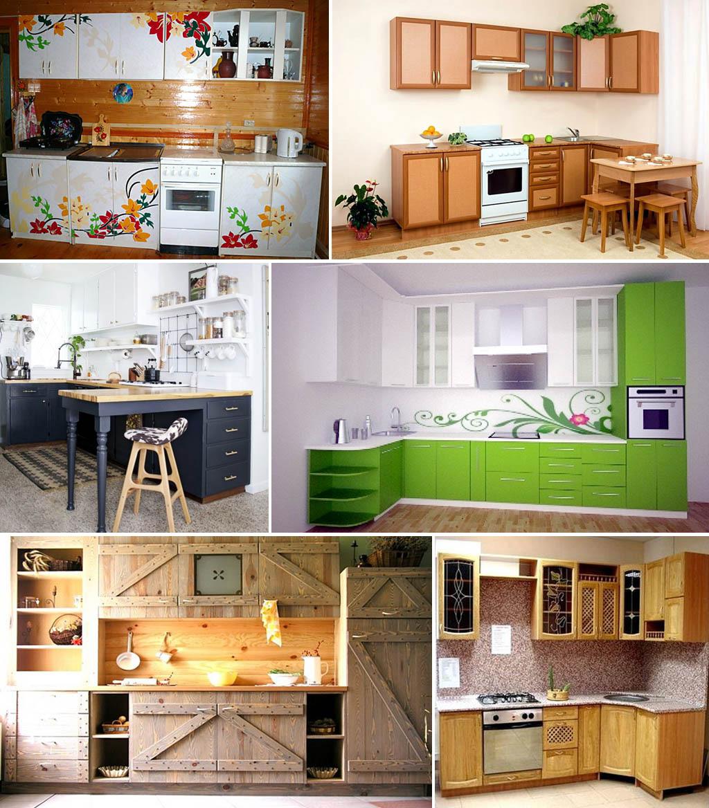 Установка роликов на кухонной гарнитуре кухни шкафы купе под заказ