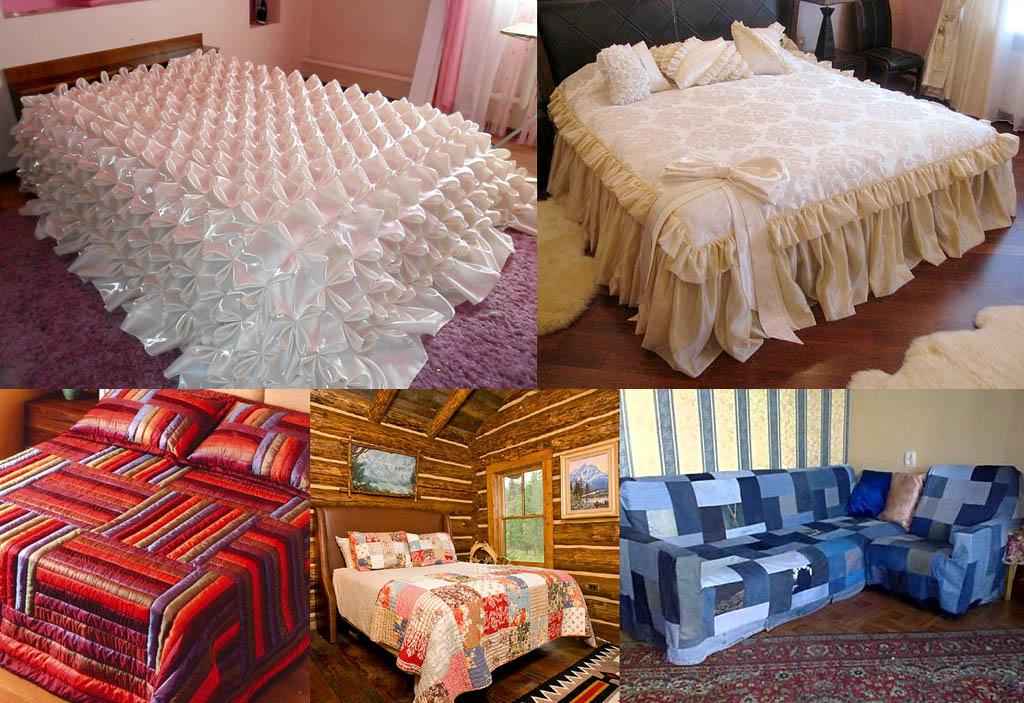 Как сшить эффектные шторы для спальни своими руками 58