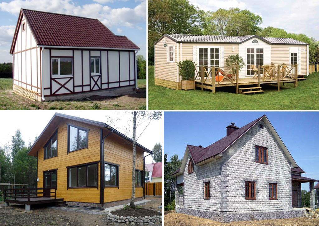 Как построить дом дёшево и красиво