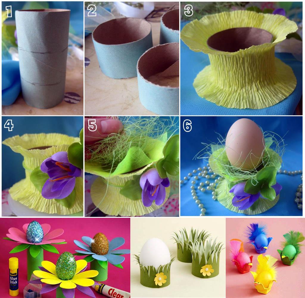 Пасхальное яйцо своими руками бумага фото 227