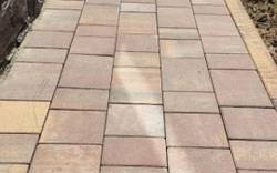 стоимость укладки тротуарной плитки