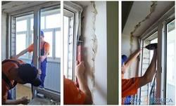 Особенности установки пластиковых окон на балконе строй легк.