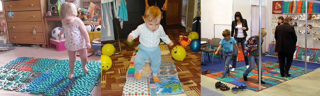 Массажный коврик для ног польза и вред
